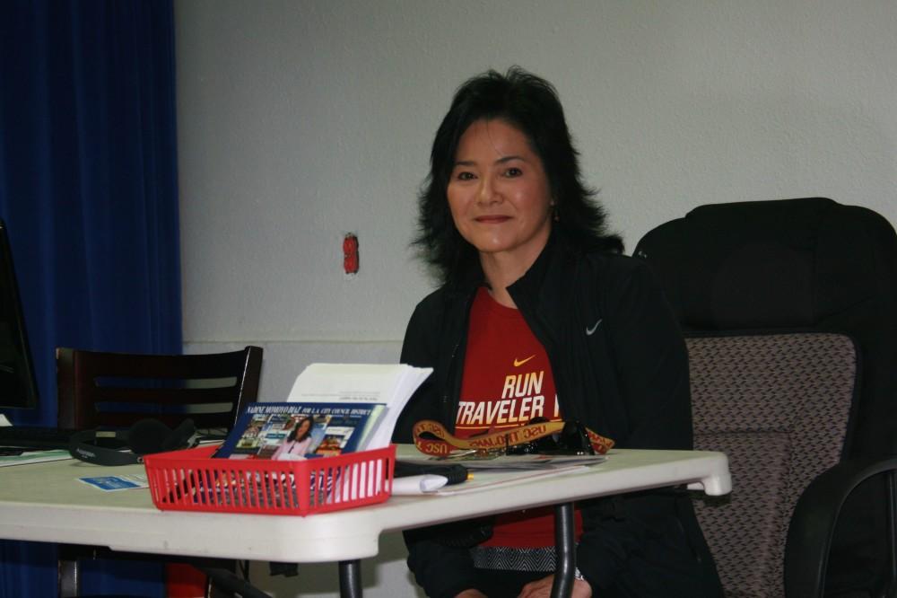 CD14 Candidates: Nadine M. Díaz