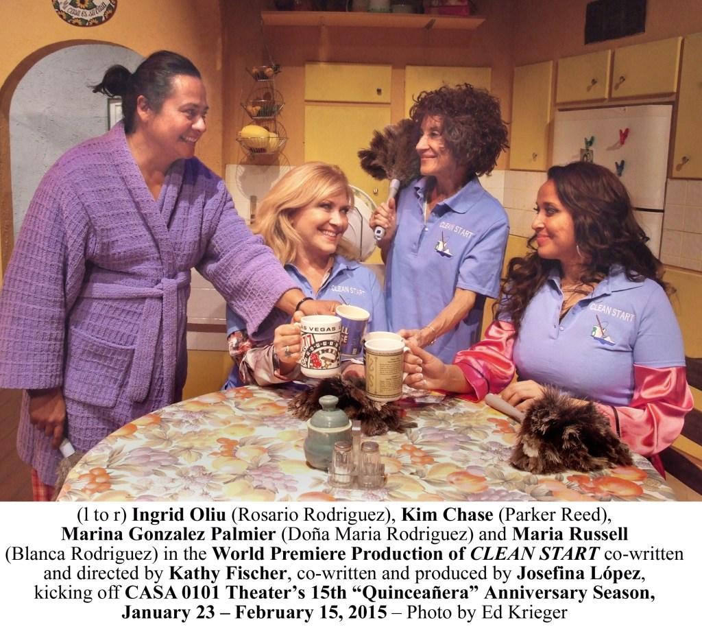 Photo Q - (l to r) Ingrid Oliu (Rosario Rodriguez), Kim Chase (Parker Reed), CS_B_199 copy