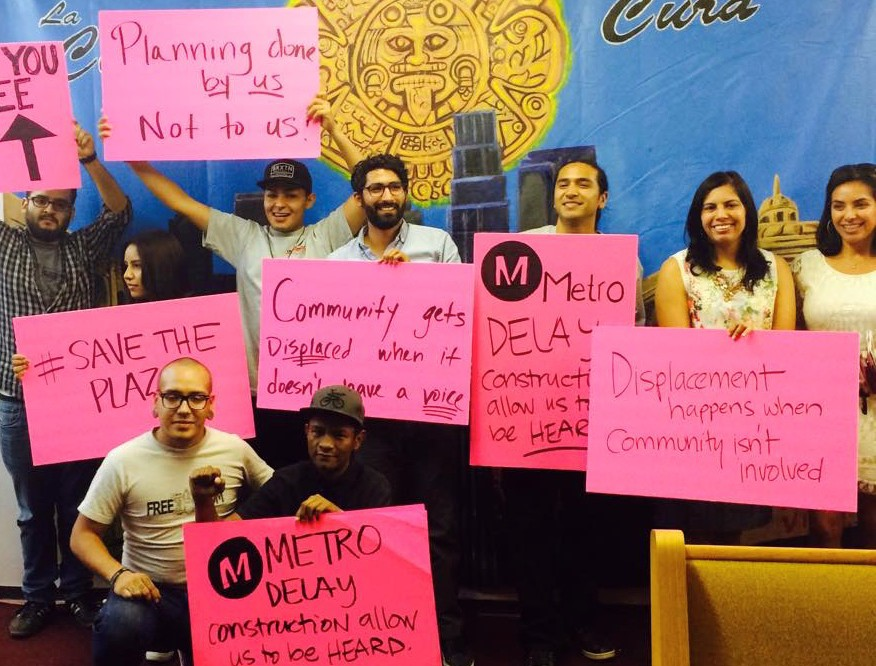 Youth host forum on police brutality, gentrification, environment