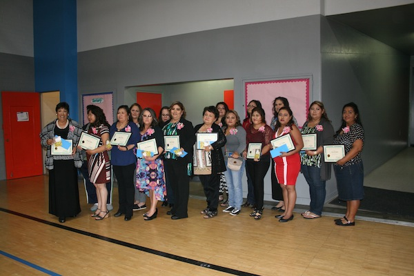 Ramona Gardens mothers celebrated with special recognition