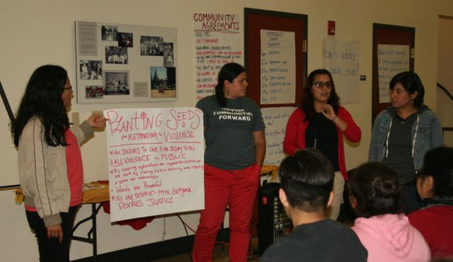 Forum opens dialogue on sexual violence amid rape attacks in Boyle Heights
