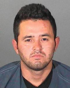 Manuel Larios Munoz was arrested on suspicion of rape. / Photo courtesy of LAPD.