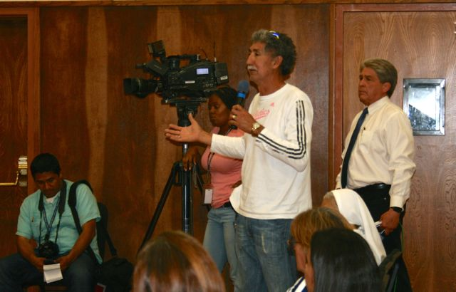 Questions about Exide pollution unanswered at Advisory Group meeting