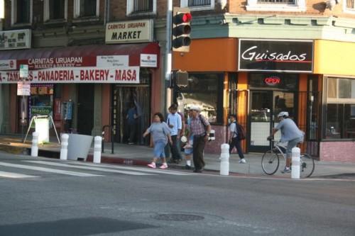 Garcetti lanza iniciativa Visión Cero en Boyle Heights