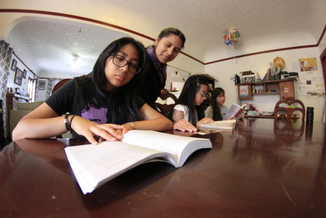 Mothers return to school for a college degree