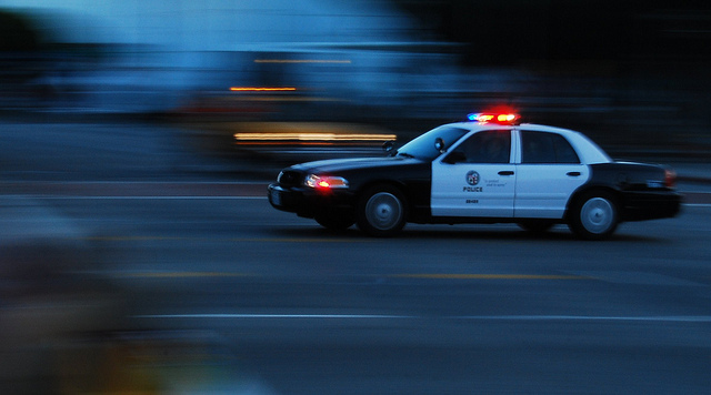 LAPD officers wound man in Boyle Heights shooting