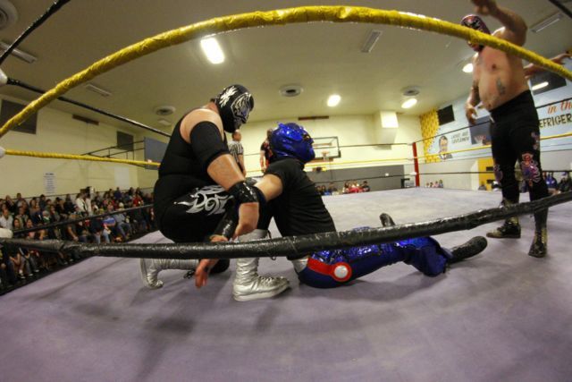 Lucha Libre wins big in Boyle Heights