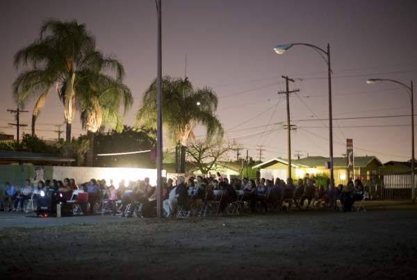 A film festival on wheels returns to Boyle Heights