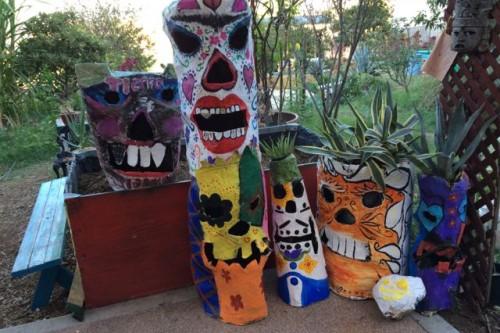 Proyecto Jardín celebra una  'Quinceañera con Calavera'