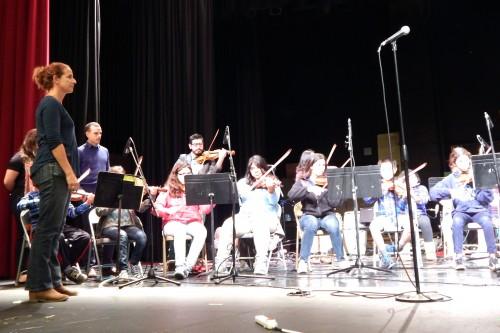 Concierto recauda fondos para orquesta comunitaria de BH