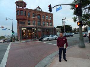 Aldo Medina is the 1st Street Commercial Corridor Associate for ELACC.