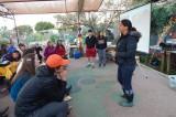 Estudiantes crean plan para puesto móvil de Proyecto Jardín para Ramona Gardens