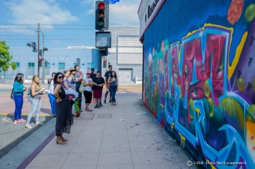 A walking tour to look at Boyle Heights' past and ponder its future
