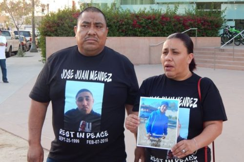 Family of Boyle Heights teen killed by police sue the city and LAPD