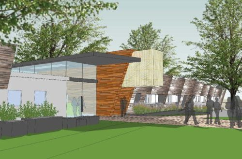 Legacy LA set to begin $5 million renovation of Hazard Park Armory