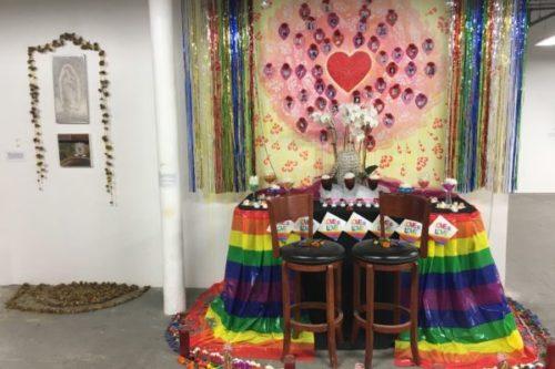 Día de los Muertos is a month-long celebration at Self Help Graphics