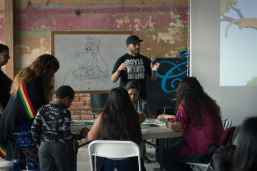 Boyle Heights Arts Conservatory builds confidence in area kids