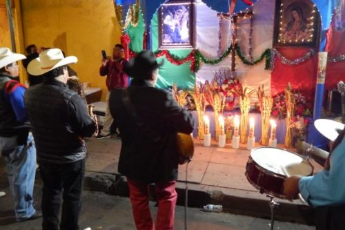 Boyle Heights 'norteño' musicians reaffirm their spot, celebrate Santa Cecilia