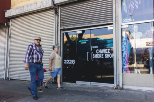 Residents fear legalization will bring many more pot shops to Eastside