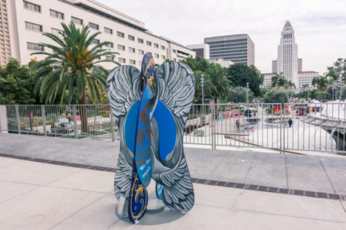 Boyle Heights artists featured in 'We are Los Angeles' public art display