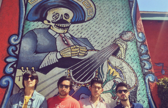 Boyle Heights rock band The Tracks overcomes challenges leading up to album debut