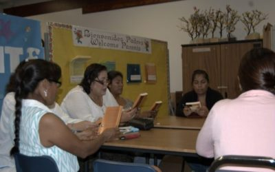 Adult book club at Boyle Heights high school inspires parents and their children to read