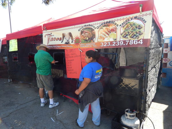 A newly certified swap meet is the pride of Ramona Gardens