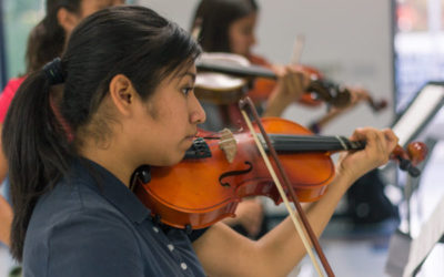 Mariachi Conservatory sets the tempo in Boyle Heights