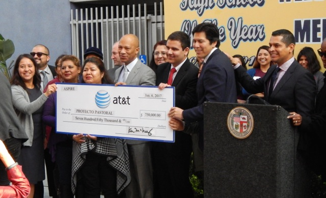 New $750,000 grant will help Promesa Boyle Heights reach new goals