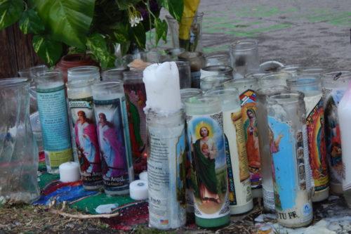 Community marks one-year anniversary of Jesse Romero shooting