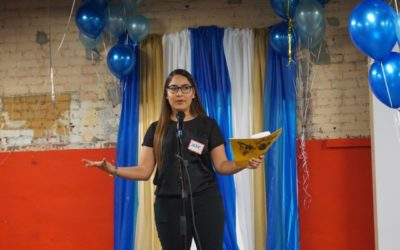 Teen 'candidate' for mayor seeks more city funds for youth development
