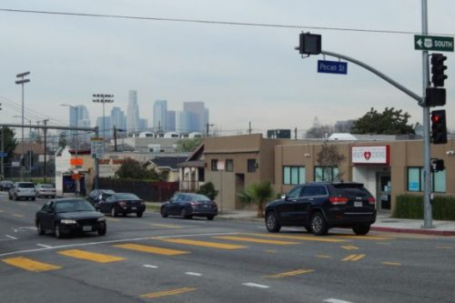 Great Street Challenge grantee will look at pedestrian safety in Aliso Village