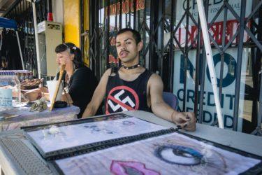 East LA Art Walk has a relaxed, more 'community feel'
