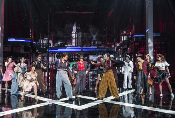 'Zoot Suit' returns to LA stage four decades after its premiere