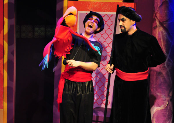 Bilingual 'Aladdin' comes alive with accessible language and visuals