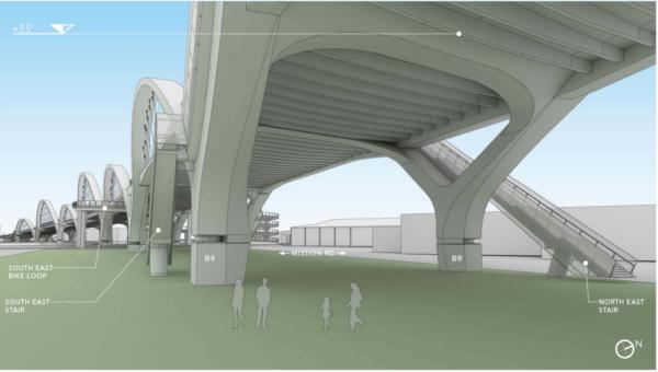 City officials want public's input on Sixth Street Viaduct park