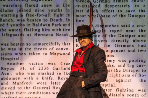 'Zoot Suit' extended third and final time
