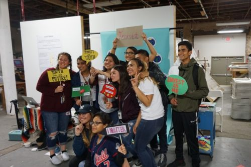 Casa 0101 holds auditions for youth theater project