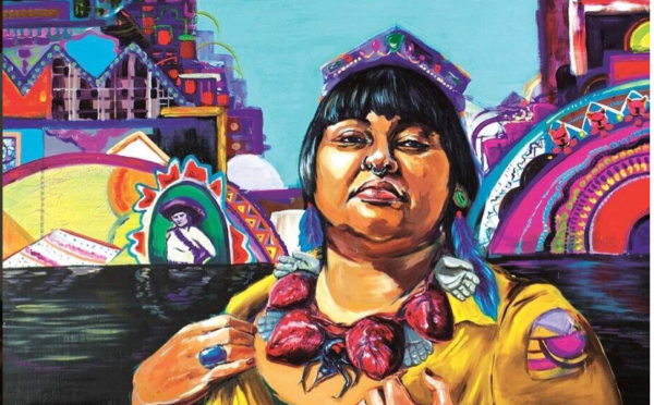 Exhibit and Festival celebrate Mujeres de Maíz 20th anniversary