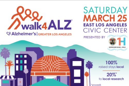Still time to register for Walk4Alz event on Saturday