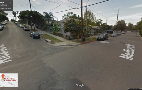 Fifteen-year-old boy shot in East Los Angeles, collapses near Ramona Gardens