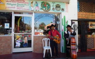 A shrine provides a home for 'conjunto' musicians of Boyle Heights
