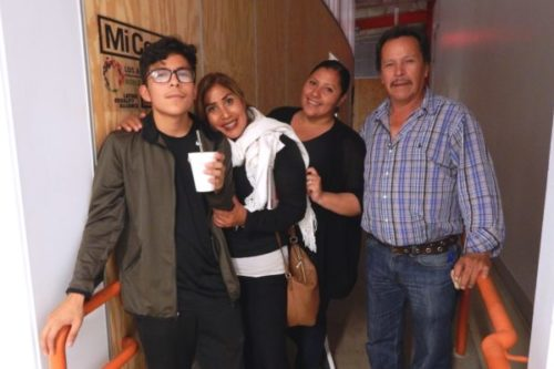 Alex Medina: Fortunate to have a loving family