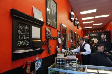 The Cream Shop's $20 'dos spark gentrifier label