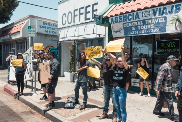Weird Wave owners say protests have helped their business, had busiest day on Saturday