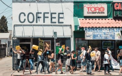 Defend Boyle Heights sparks controversy with anti-gentrification push