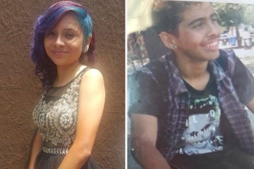 Missing Boyle Heights teen couple safely found