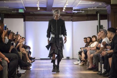 'Destacarse' fashion show pays respect to transgender community