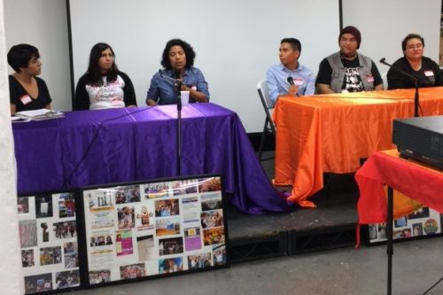 Learning about LGBTQ history helps queer teens feel safe, panelists say