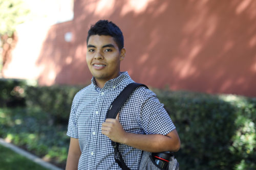 Boyle Heights Cal State LA student receives $10,000 Navy STEM scholarship